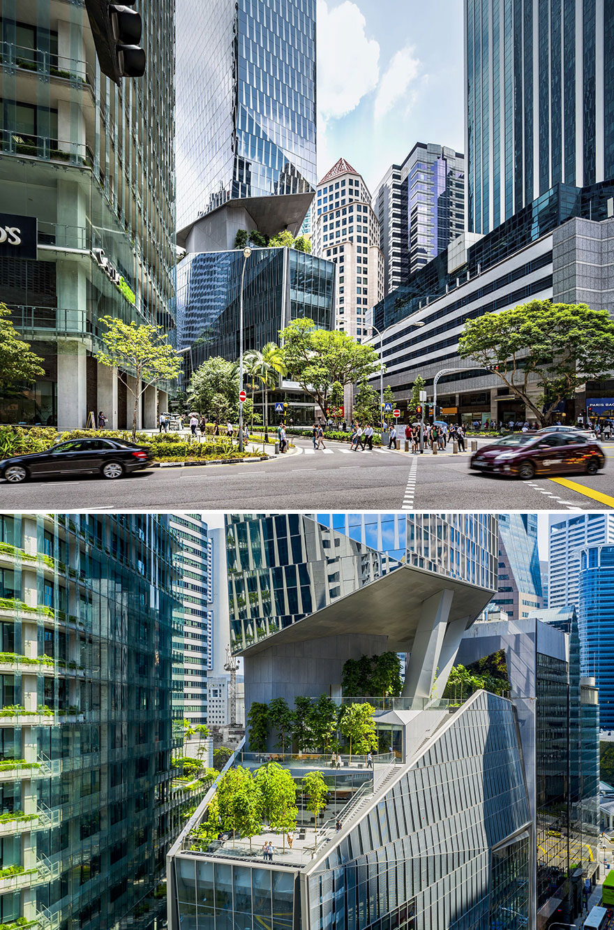 18 Robinson (Best In Tall Buildings Architectural Design)
