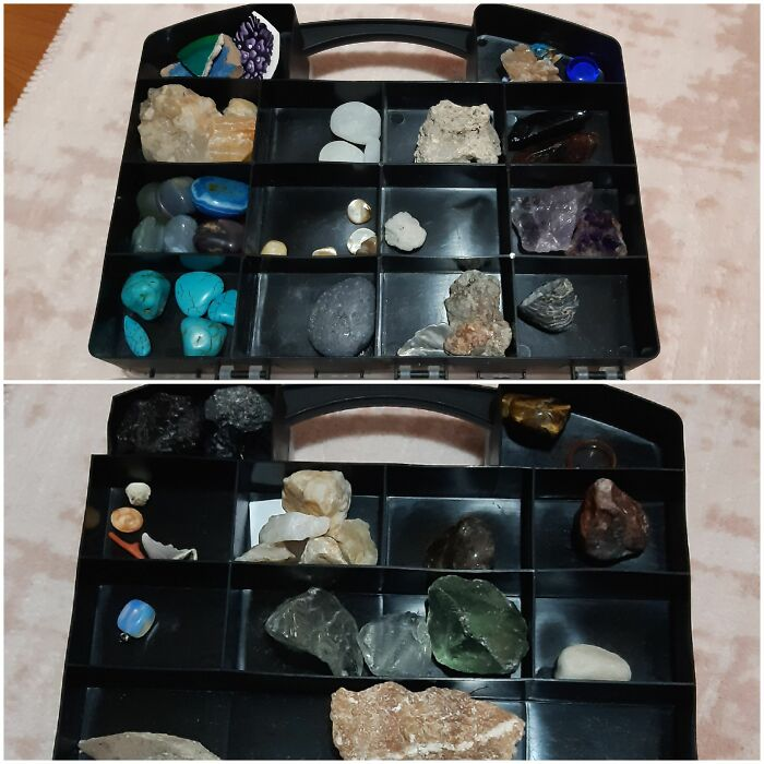 I Collect Rocks, Minerals, Fossils And Other Stuff