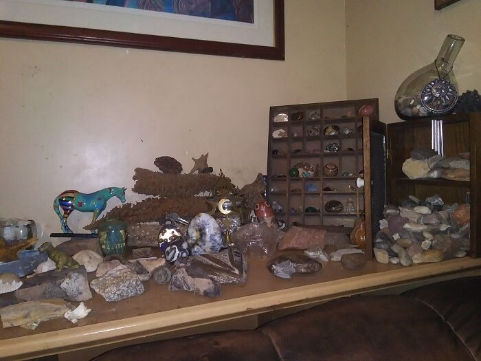 Rocks, Gemstones, Things From Nature, Oddities...ect
