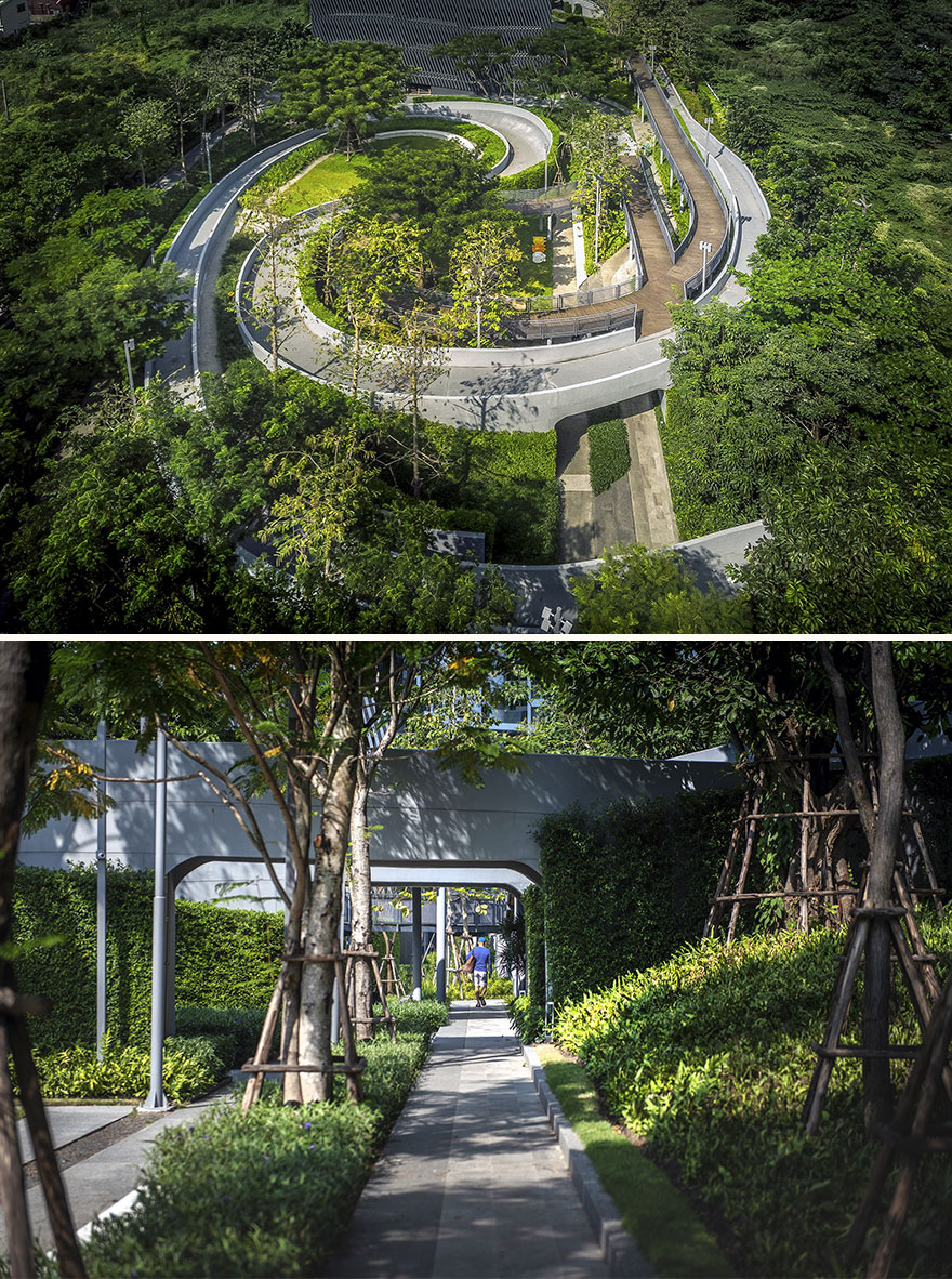 IDEO O2, Bangkok (Best In Residential Landscape Architecture)