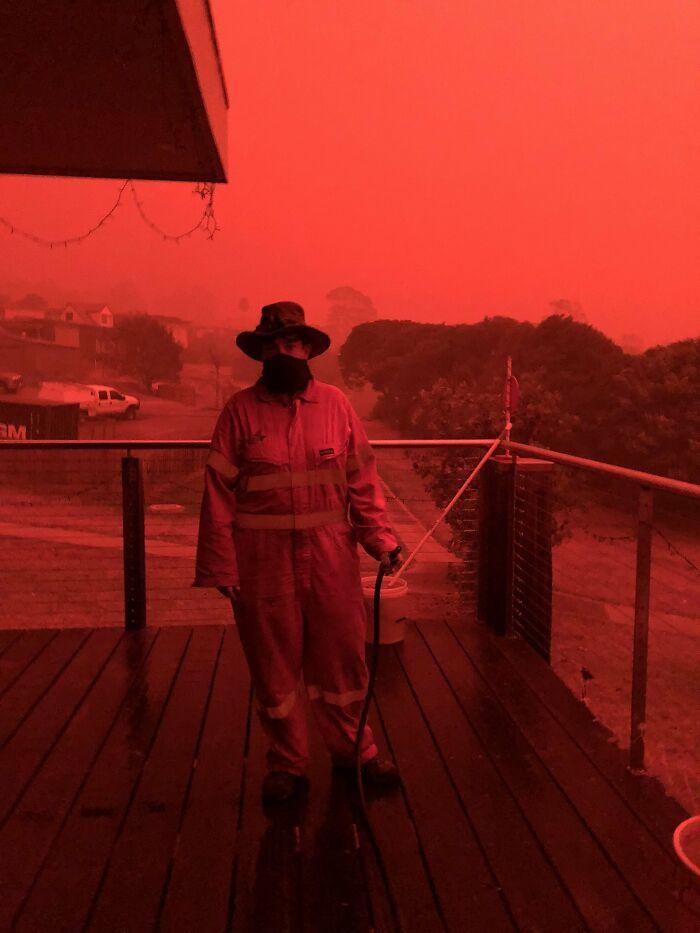 Sin filtros. Australia durante los incendios