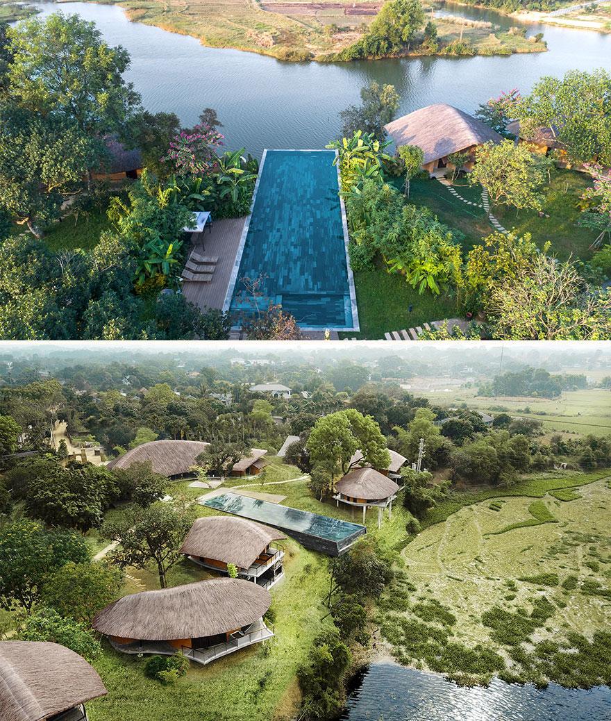 Jackfruit Village (Green Architecture Design)