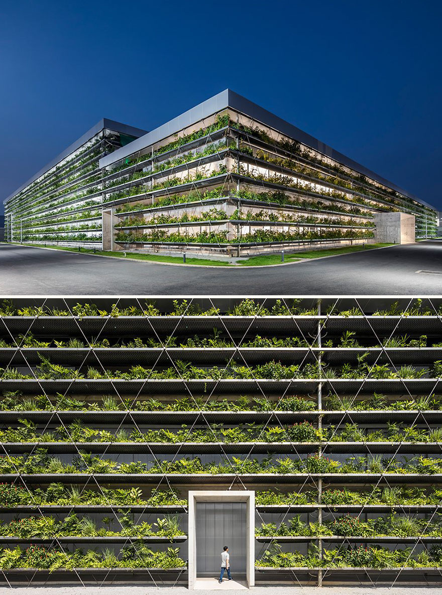 Jakob Factory(Green Architecture Design)