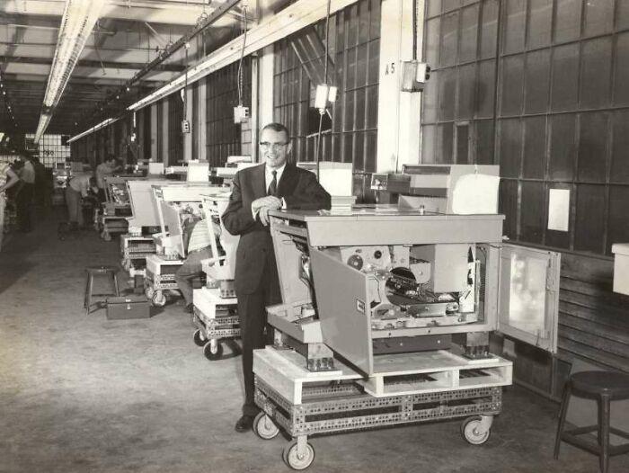 Xerox, 1906