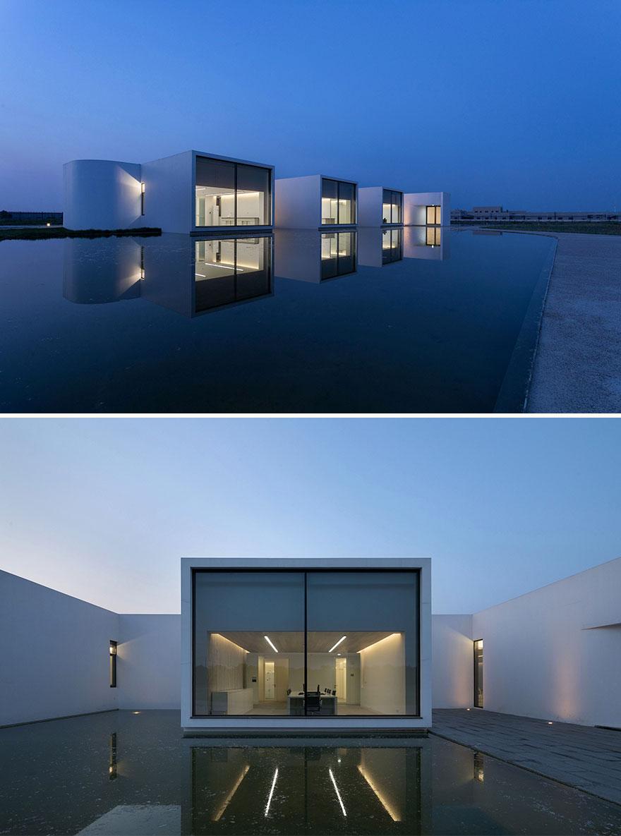 Laboratory For Shihlien Biotech Salt Plant (Best In Industrial Buildings Architectural Design)