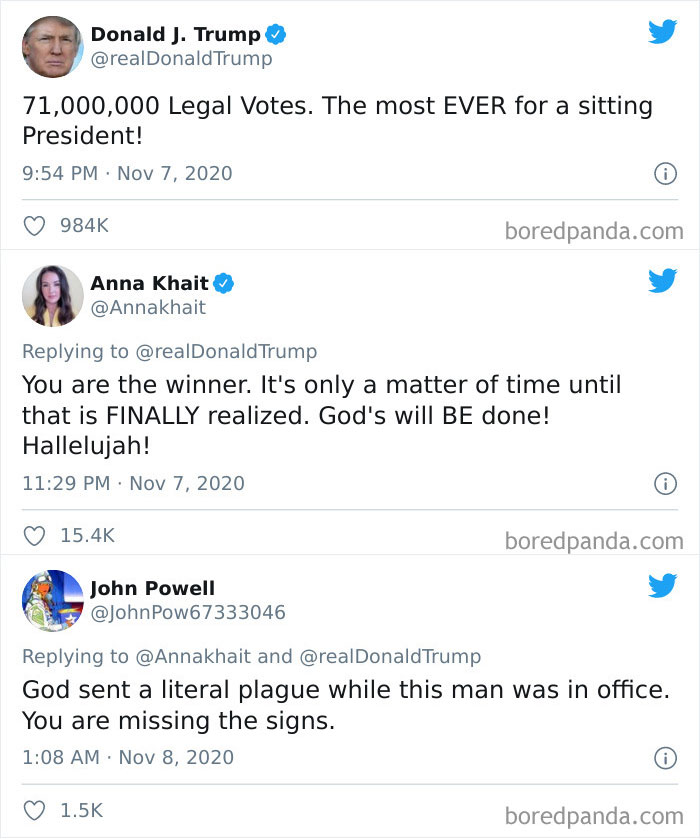 God Has Spoken Lady