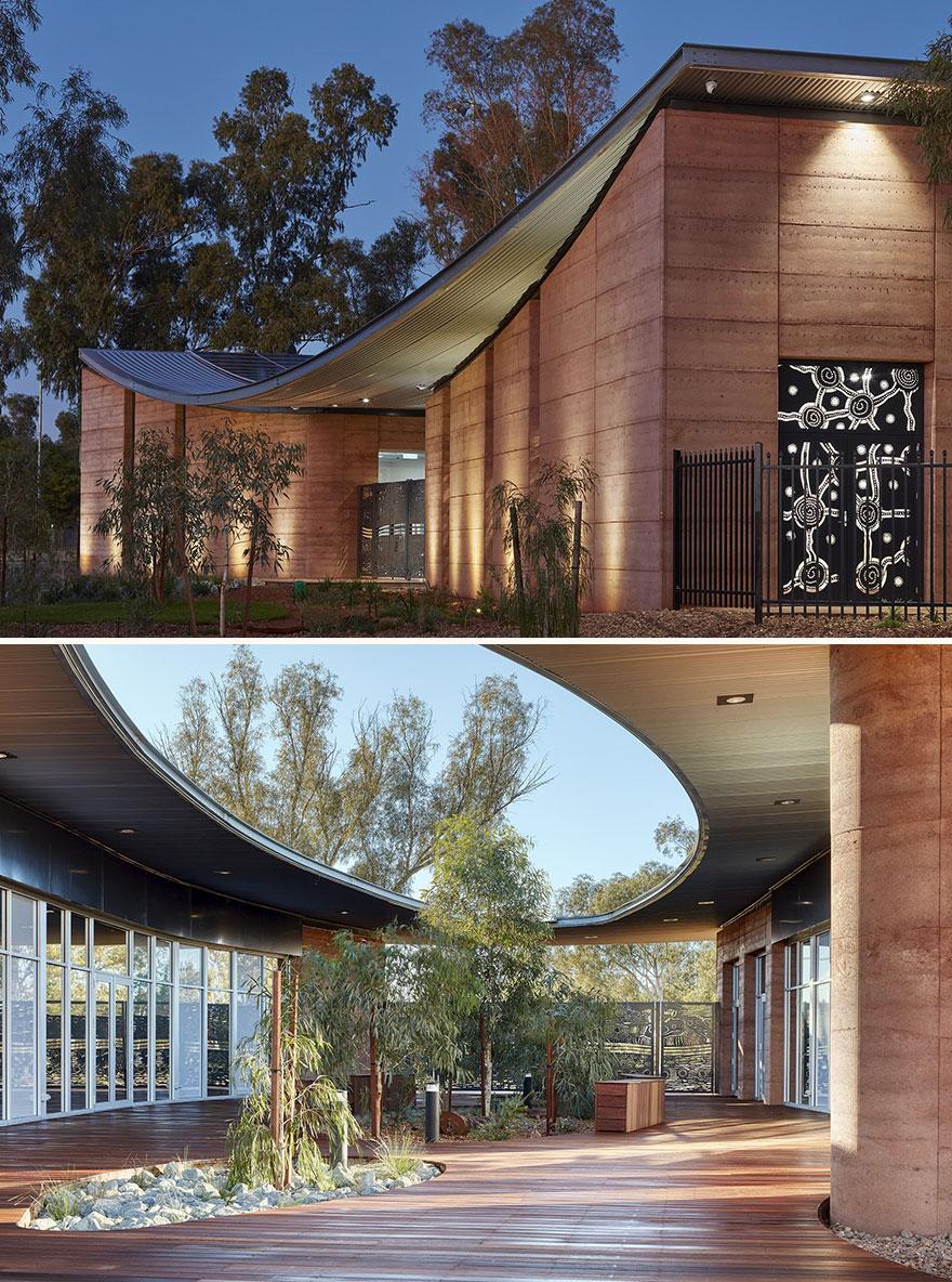 Puntukurnu AMS Newman Clinic (Healthcare Architecture Design)