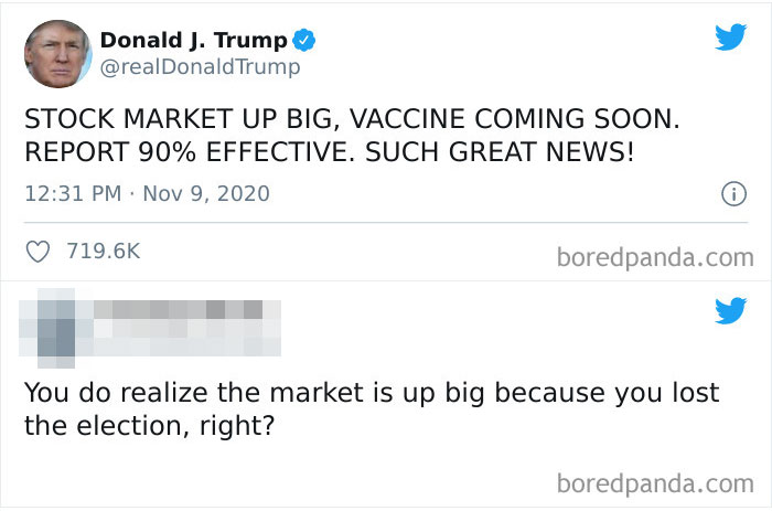 When Will You Learn Donald?