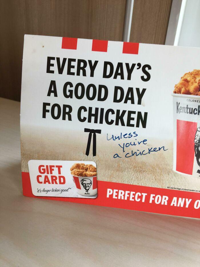 Ah, KFC