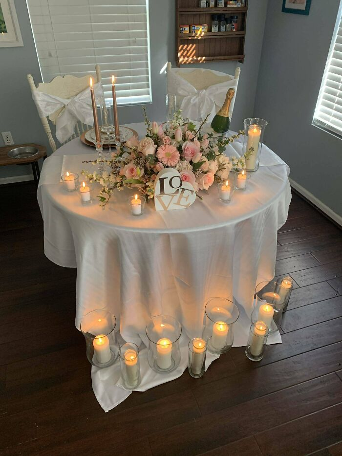 My Mother-In-Law Set Up A Sweetheart Table For My Fiancée And I On What Was Supposed To Be Our Wedding Day