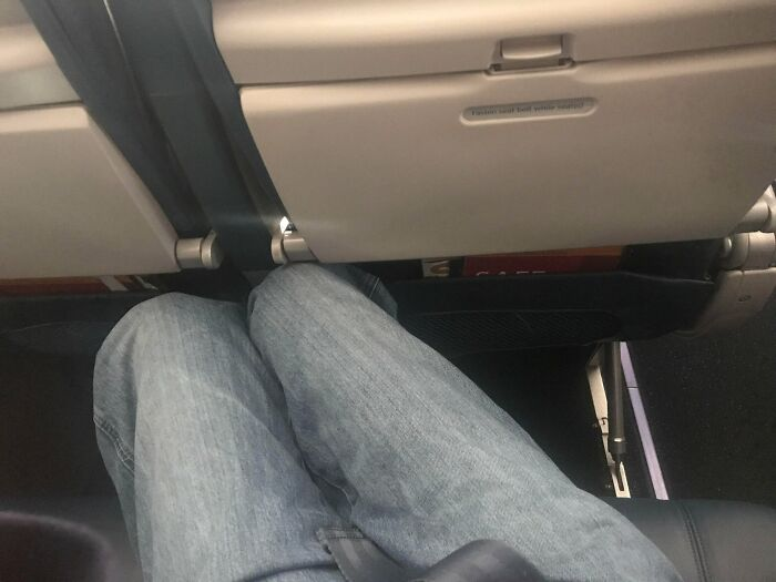Dear Delta And Faa, Tell Me Again How This Is Safe, Let Alone Humane...
