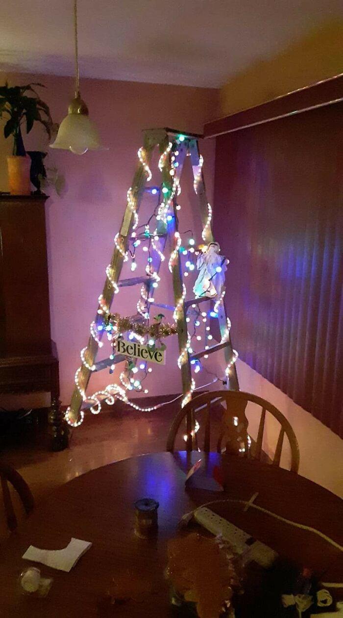 El árbol de Navidad de mi tío