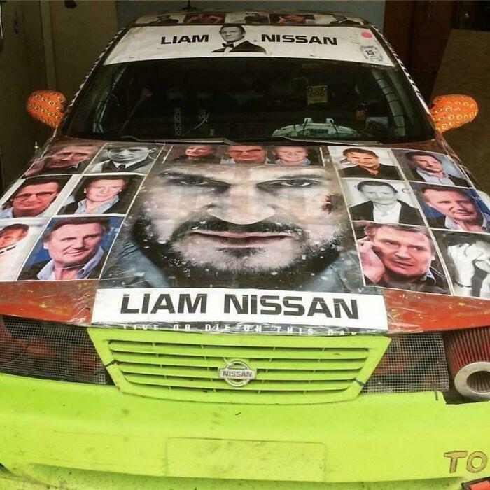 Liam Nissan