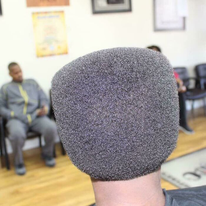 Just Give Me That Microphone Head