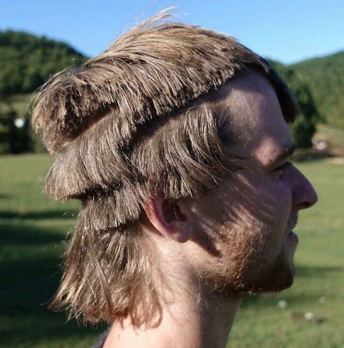 "Give Me That ""If Dubstep Were A Haircut"" Look"