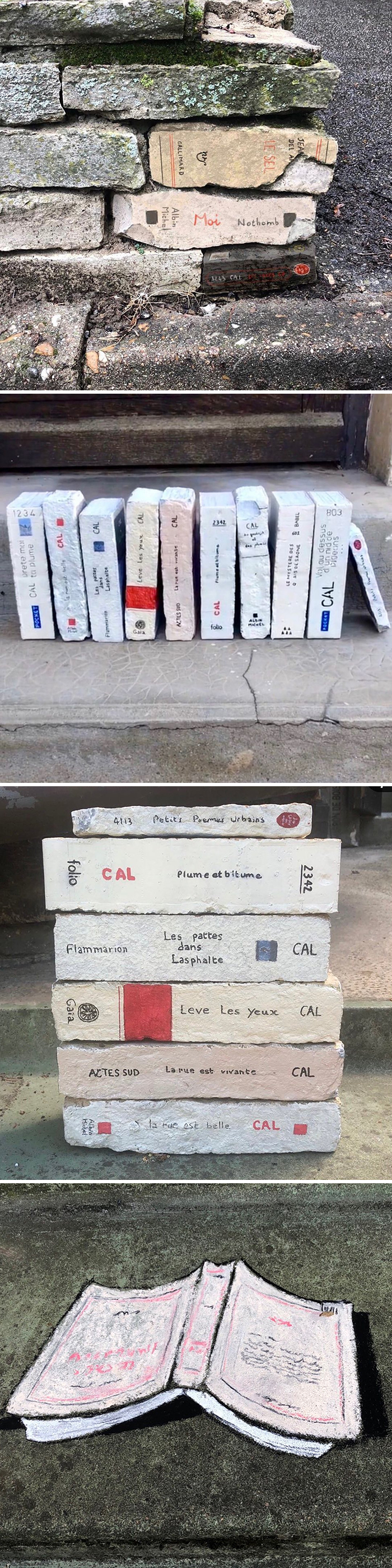 30 Genius Acts Of Vandalism By This French Artist
