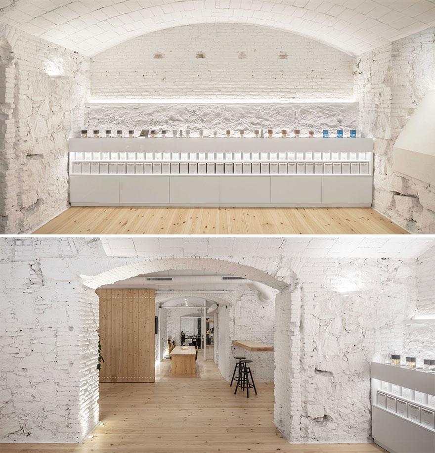 Carner Barcelona Perfumery (Best In Retail Interior Design)