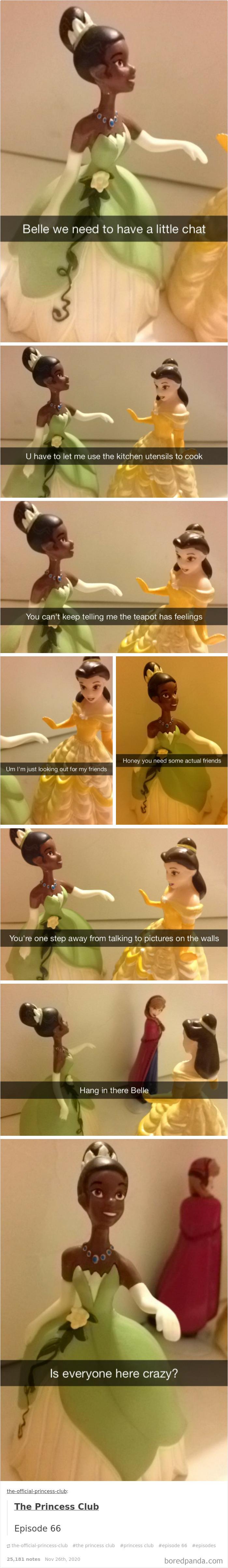 Belle's Best Friends
