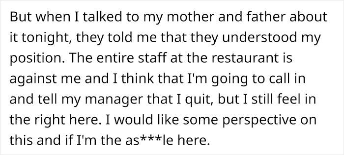 Restaurant Server Secretly Gives Pregnant Woman Non-Alcoholic Cocktails, Faces Backlash Online 11