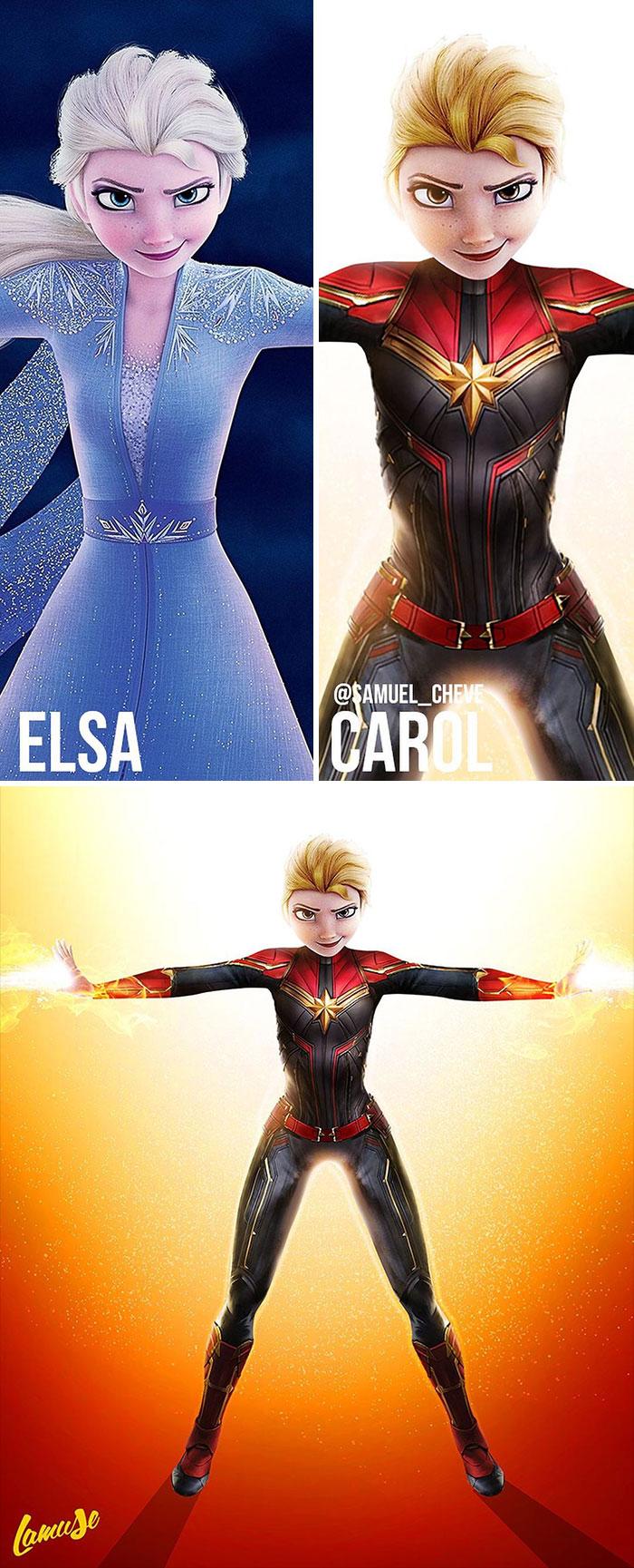 Elsa And Carol Denver