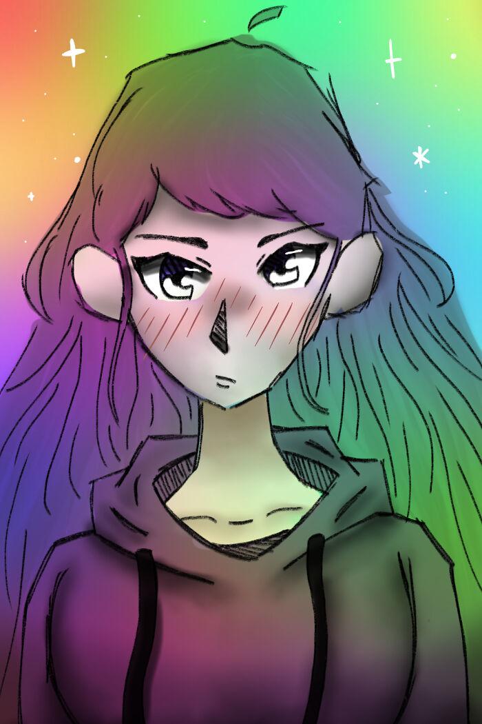 My Rainbow Portait