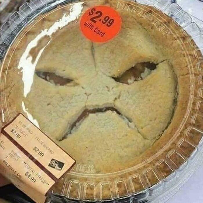 Monday's Pie