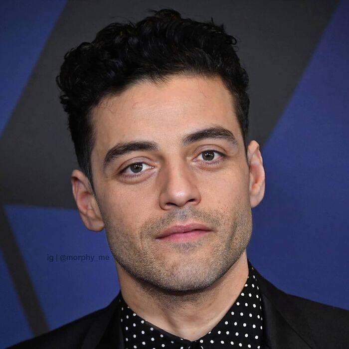Oscar Isaac + Rami Malek