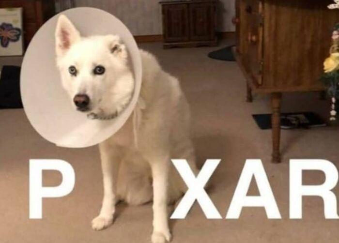 Pixar!