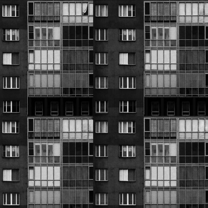 Facades Of Minsk