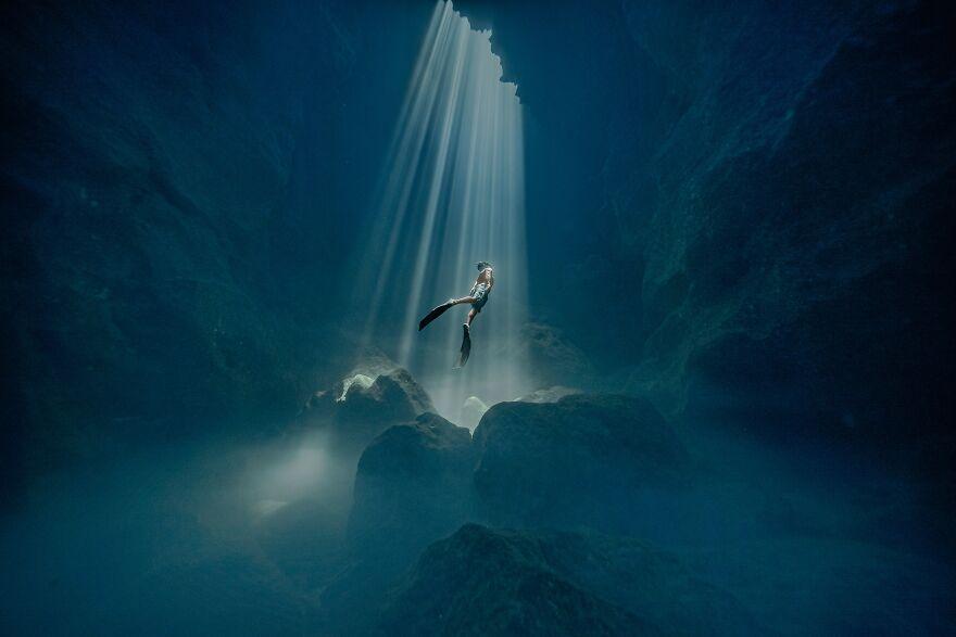 Freediving Mist