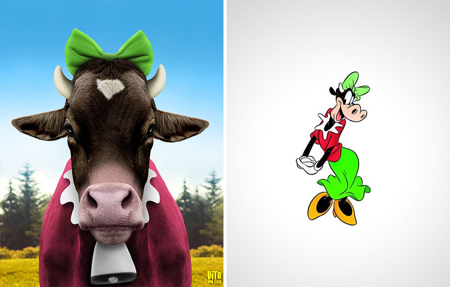 Clarabelle Cow