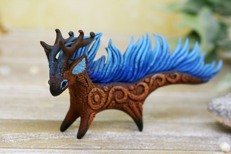 Eastern Dragon Spirt