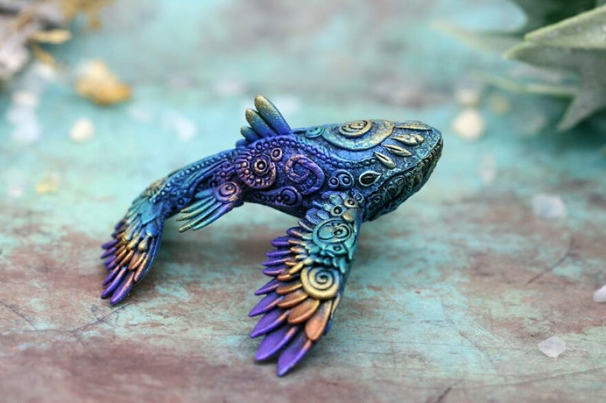 Winged Whale