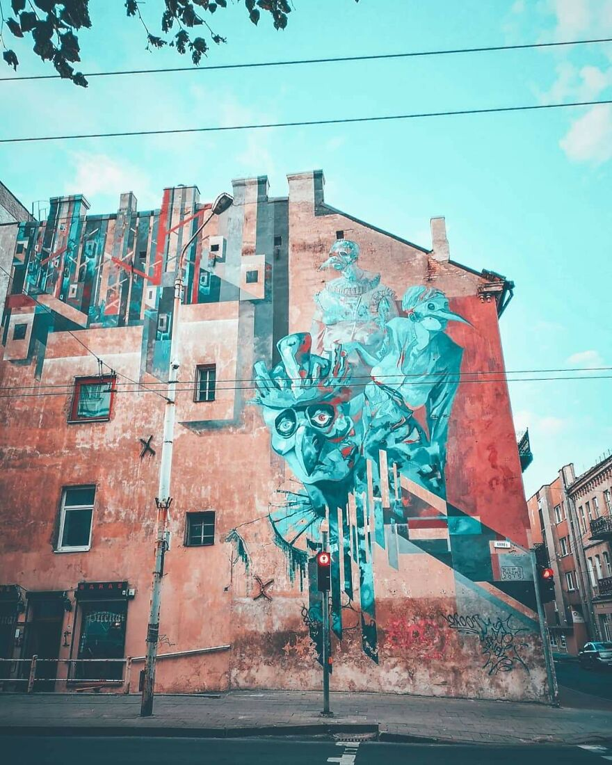 I'm A Photographer/Traveler Who Loves Street Art, So Here's Some Photos Of Beautiful Street Art From Around The World.