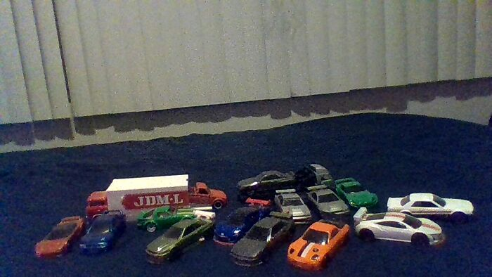 I Collect Hot Wheels Cars,(These Are A Few Of My Favorite Ones)