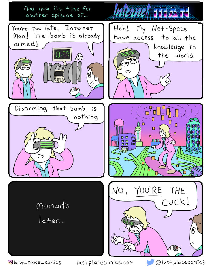 Internet Man