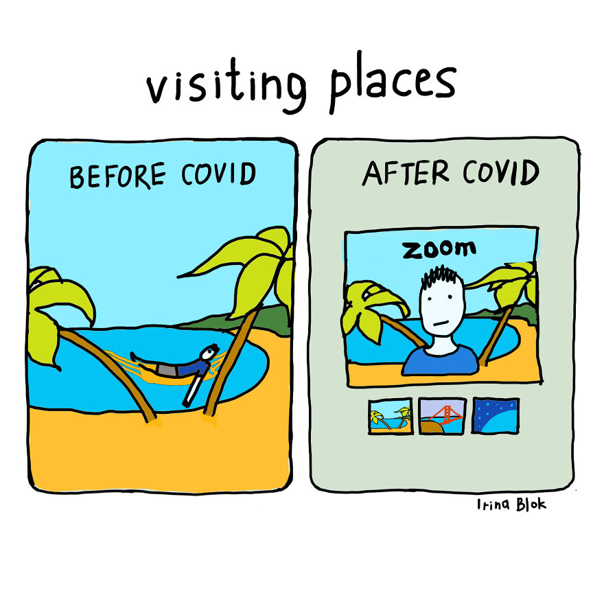 Visiting Places