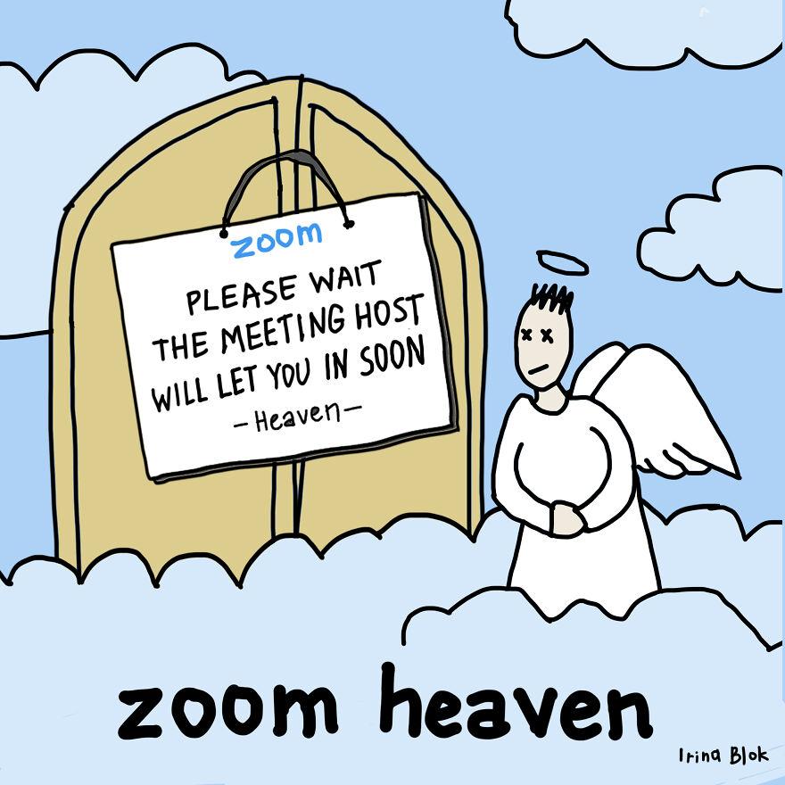 Zoom Heaven