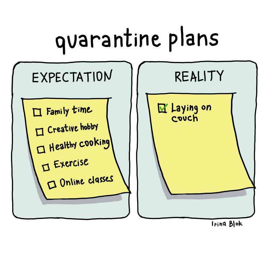 Quarantine Plans