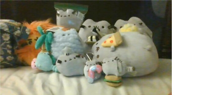 I Collect Pusheen Cats... I Just Love Them.
