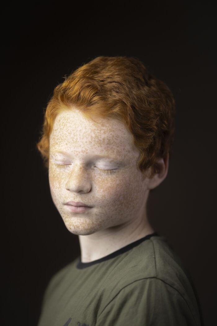 Jamie Hallam, Escocia, nacido en 2004