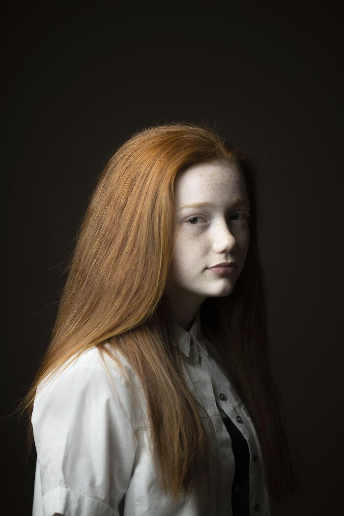 Lucy Fleming, Escocia, nacida en 2005