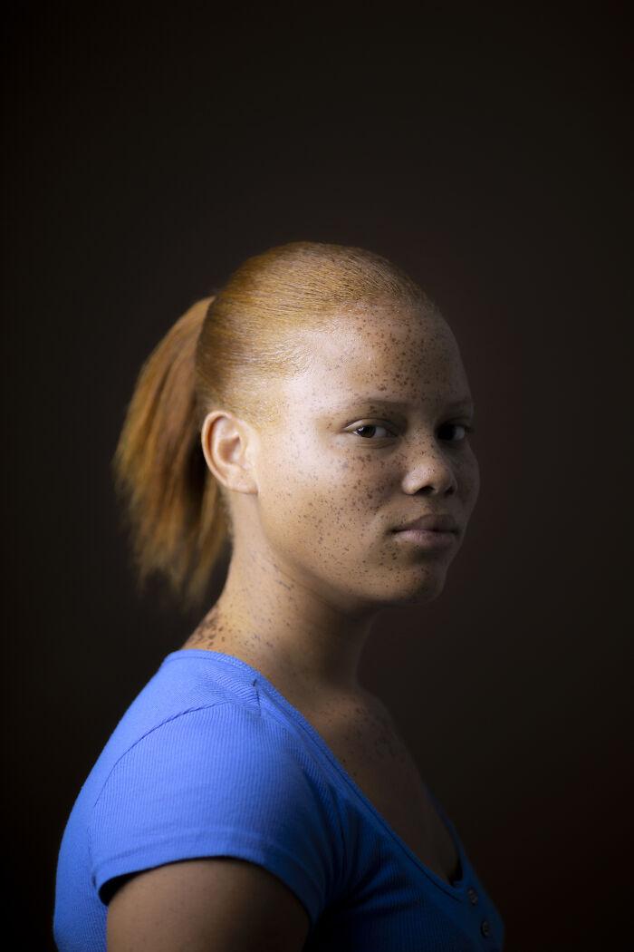 Marteka Nembhard, Jamaica, nacida en 2005