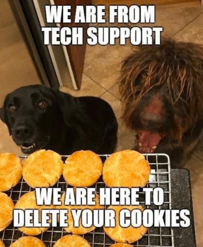 It's Tech Support