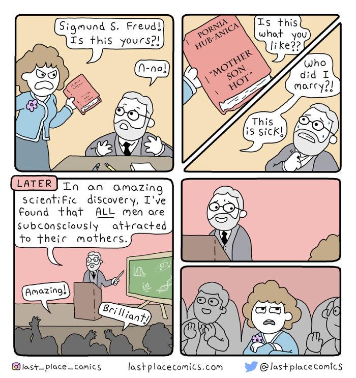 Sigmund Fraud