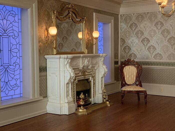 Take A Look At This Masterfully Crafted Dollhouse That Costs A Fortune (15 Pics)
