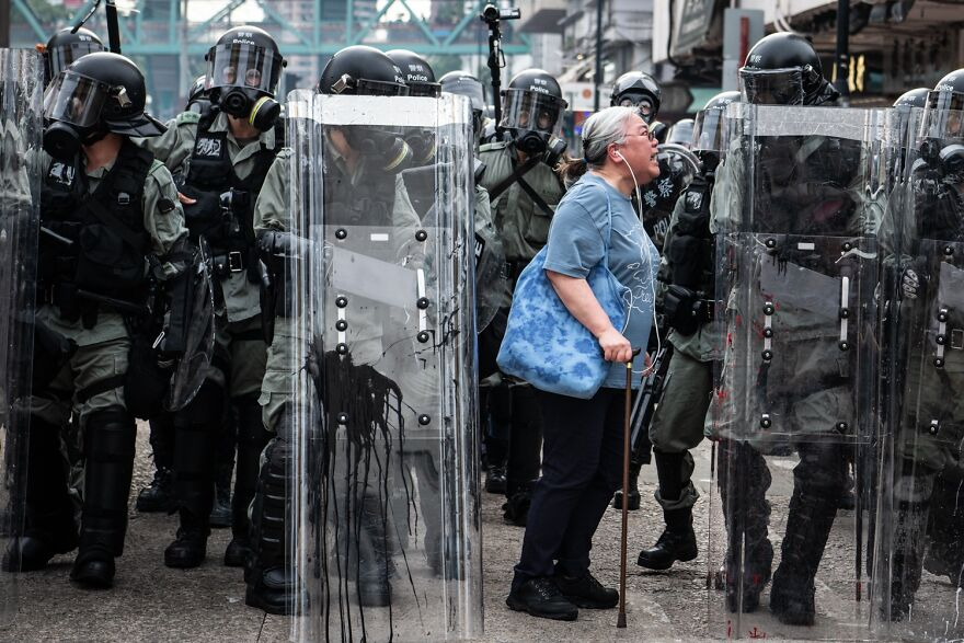 Hong Kong Unrest