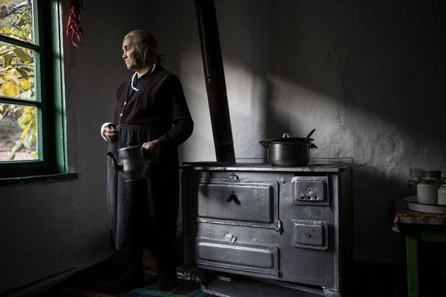 Abandoned Elderly—30 Years Post Communism