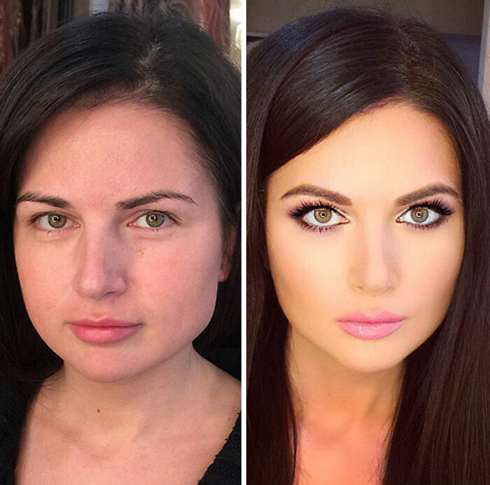 Russian Makeup Artist Lets People Experience What He Calls 'A Cinderella Effect' (30 New Pics)