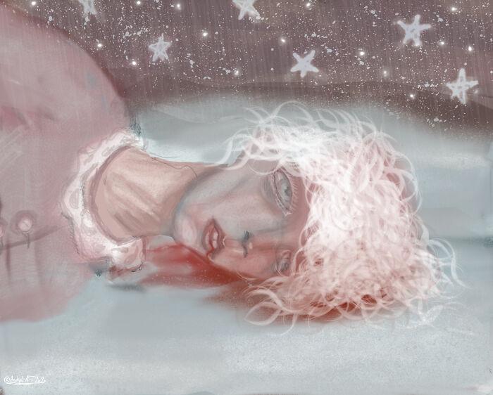My Recent Digital Painting :)